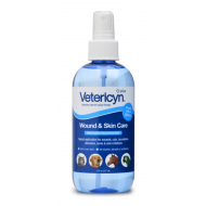 Vetericyn Plus all animal wound spray 250ml
