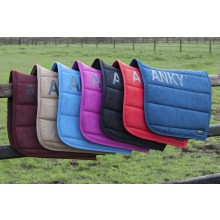 Anky saddle pad dressage XB110 AW16