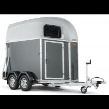 Böckmann trailer Uno Esprit Silver+Black