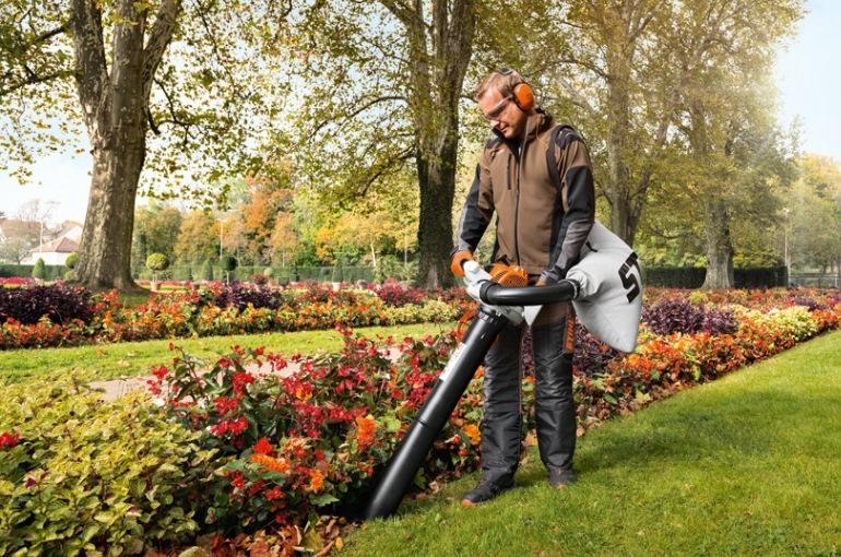 Najaarsactie met veel gereedschap en tuinartikelen van het merk Stihl