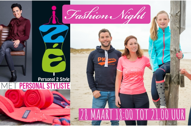 fashion night ruiterhuis bosgra