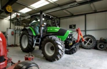 Reparatie en onderhoud van landbouwmechanisatie in Friesland bij Bosgra